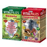 Vitalpajzs Nometa60x+ImmunON90x