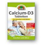 Sunlife Kalcium+D3 tabletta 100 db