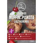 Szafi Free karobos lisztkeverék piskótákhoz és muffinhoz ( gluténmentes )1000g