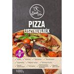 Szafi Free pizza lisztkeverék ( gluténmentes )1000g