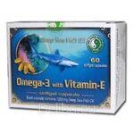 DR.CHEN OMEGA-3 + E-VITAMIN KAPSZULA 1300MG 60 db