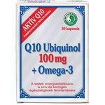 DR.CHEN Q10 UBIQUINOL 100MG OMEGA3 LÁGYZSELATIN KAPSZULA 30db