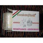 Kecsketejfürdő® Sövénykúti Háziszappan Kecsketejsavós – Körömvirágos 100g
