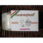 Kecsketejfürdő® Sövénykúti Háziszappan Joghurtos 100 g