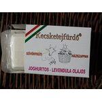 Kecsketejfürdő® Sövénykúti Háziszappan Joghurtos-Levendula olajos 100 g