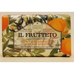 Nesti Dante Il frutteto – Olíva-mandarin szappan 250 gr