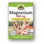Sunlife Magnézium 300 tabletta 150 db