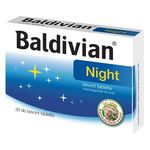 Baldivian Night bevont tabletta 30 db