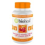 Bioheal Acerolás C-vitamin 1100 mg + D3-vitamin 2200 NE 105 db