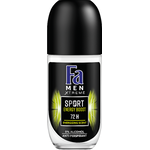 Fa Men izzadásgátló roll-on Sport Energy Boost 50ml