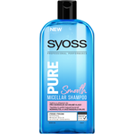 Syoss Pure Smooth simító sampon