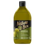 Nature Box sampon Olíva hosszú hajra