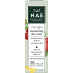 N.A.E. bio hidratáló nappali arckrém Energia bio szőlőmagolajjal és napraforgóolajjal 50 ml