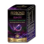 FEDBOND® iSLIM DTX 120db tabletta