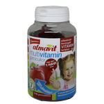 Obstermann's ALMAVIT Multivitamin Gumicukor 170g 70 db