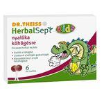 Dr. Theiss HerbalSept nyalóka köhögésre 6 db