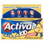 ACTIVAL KID+ACEROLA RÁGOTABLETTA 65db