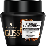 Gliss intenzív tégelyes pakolás Ultimate repair 300 ml