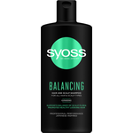 Syoss Balancing sampon 440 ml