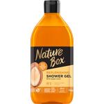 Nature Box tusfürdő argán olajjal a puha bőrért 385 ml