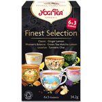 Yogi bio tea best seller válogatás 18x1,9g 34 g