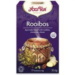 Yogi bio tea rooibos 17x1,8g 31 g