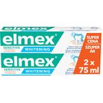 ELMEX FOGKRÉM SENSITIVE WHITENING 75ML x 2 duopack