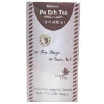 PU-ERH TEA FILTERES 20 db