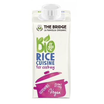 THE BRIDGE BIO RIZSKRÉM  200 ml