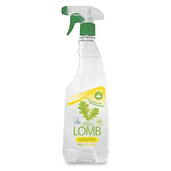 Zöldlomb ÖKO citromsavas szanitertisztító 750ml