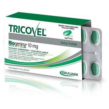 Tricovel Biogenina 10 mg étrend-kiegészítő tabletta 30db