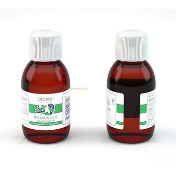 Bioeel Ricinus plus hajolaj A-vitaminnal 80 g
