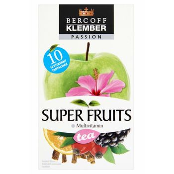Bercoff Klember Super Fruits multivitamin 50g