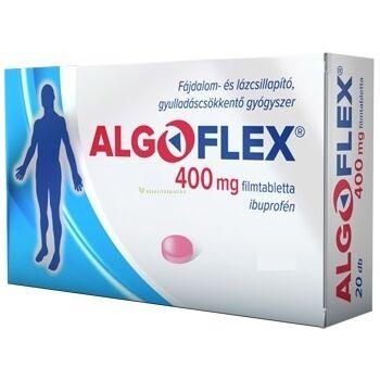 Algoflex 400mg filmtabletta 10 db