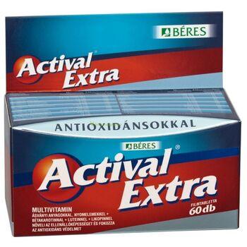 Actival Extra filmtabletta 60 db
