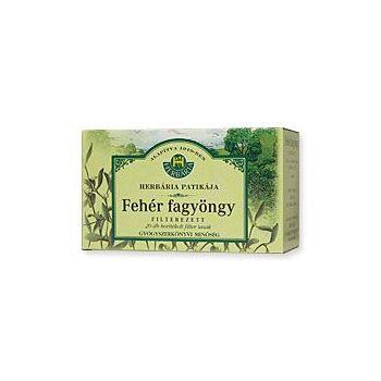 H.FILT.FEHÉR FAGYÖNGY TEA/* 20 g