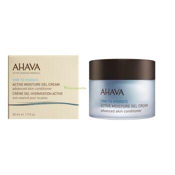 AHAVA Aktív hidratáló gélkrém 50 ml