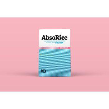 Absorice fehérje italpor Eper 500g