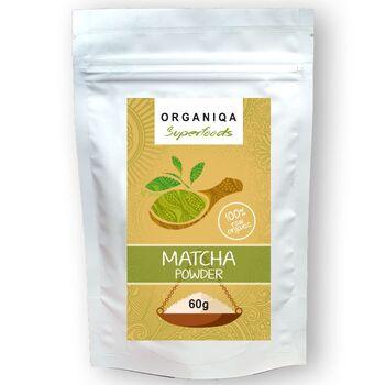ORGANIQA Bio Matcha por 60g