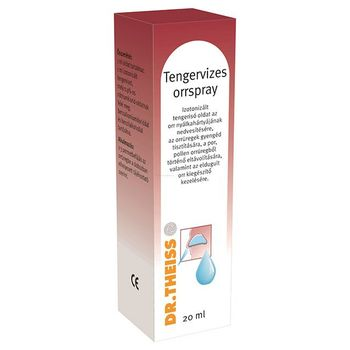 Dr. Theiss Tengervizes orrspray 20 ml