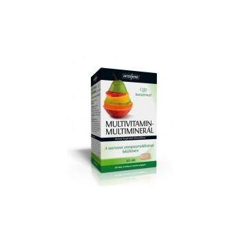 INTERHERB MULTIVITAMIN-MULTIMINERAL,Q10 KOENZIMMEL 30 db