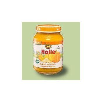 BIO BÉBIÉTEL SÜTŐTÖK RIZZSEL /HOLLE/ 190 g