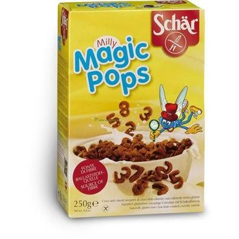 GLT.SCHAR GABONAPEHELY MILLY POPS 250 g
