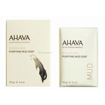 AHAVA Bőrtisztító iszapszappan 100 g