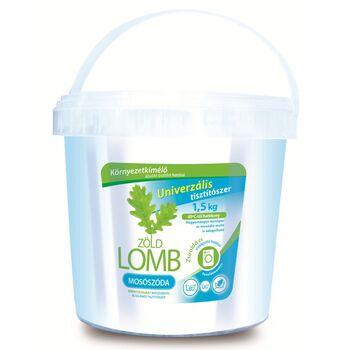 Zöldlomb mosószóda mosószer és általános tisztítószer (nátrium karbonát) 1,5 kg