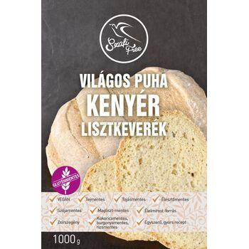 Szafi Free világos PUHA kenyér lisztkeverék ( gluténmentes )1000g