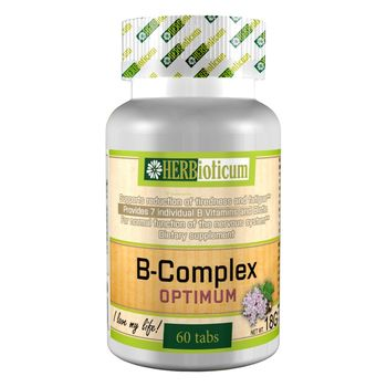 HERBioticum B-Complex Optimum 60 tabletta