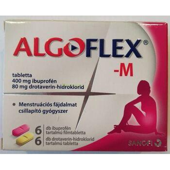 Algoflex M tabletta 12 db