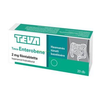 Teva-Enterobene 2 mg filmtabletta 20 db