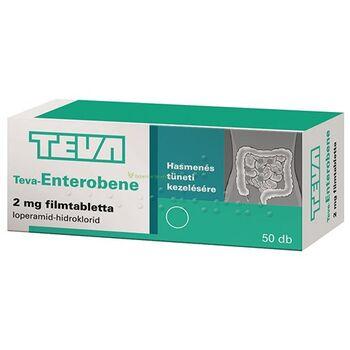 Teva-Enterobene 2 mg filmtabletta 50 db